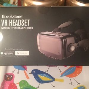 be6a21962615 BROOKSTONE Other - 💯% AUTHENTIC NIB BROOKSTONE VR HEADSET!